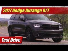 Test Drive: 2017 Dodge Durango R/T - TestDriven.TV