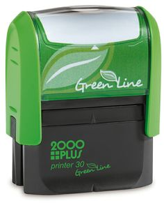 Green Line Message Stamp, Faxed, Pre-ink, Red Ink 035349 Personalized Self Inking Stamps, Buy Stamps, Ink Color, Color Red, Paper Packaging, Ink Pads, Shopping Hacks, Line, Markers