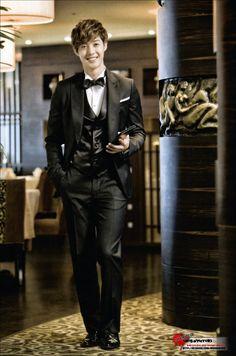 Kim Hyun Joong in Lotte Hotel Busan Photobook by MurdererQ