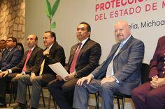 El secretario de Gobierno, Adrián López Solís, inauguró formalmente los trabajos del Foro Estatal para la Armonización de la Ley de Protección de los No Fumadores del Estado de Michoacán ...