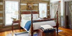 40+ Cozy Vintage Country Bedroom Inspirations