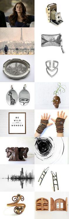 Be Wild And Wonder  by Elinor Levin on Etsy--Pinned with TreasuryPin.com