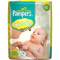 Pampers Active Baby Diapers New Born 72 Count babies stuff for my baby product stores baby boy clothes baby girl clothes shusher best teethers diy stuff top pampas Johnsons Baby Wipes, Diaper Sizes, Baby Lotion, Diaper Rash, Disposable Diapers, Little Doll, Baby Skin, Baby Care, Baby Boy Outfits