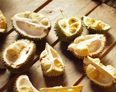 The Odorless Durian? ongpol Somsri, a Thai government scientist, has successfully eliminated the offensive smell from durian.