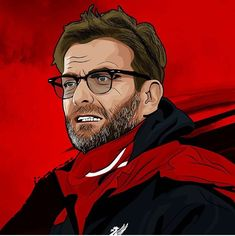 Liverpool Football Club, Liverpool Fc, Mo Salah, Football Art, Illustration, Fictional Characters, Illustrations, Fantasy Characters, Character Illustration