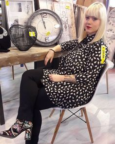 #relax and del #confortable @cheyenne_issima #model #curvyspaziolibero