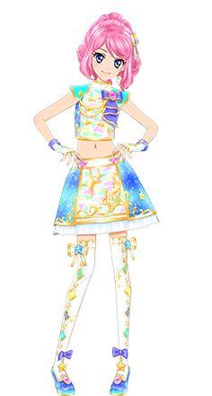 Aikatsu STARS [Wings of STARS]! Rola