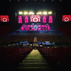 Almost showtime Marc Anthony & Carlos Vives at the Don Haskins Center Get your tix! @utep_ose #itsallgoodep #unido2tour2015 by rickynichols