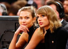 Taylor Swift Just Cleared Up Those Karlie Kloss Song Rumors Taylor Swift Songs, Taylor Alison Swift, Live Taylor, Bffs, Karlie Kloss Taylor Swift, Joshua Kushner, Aesthetic People, Lauren, Girl Day