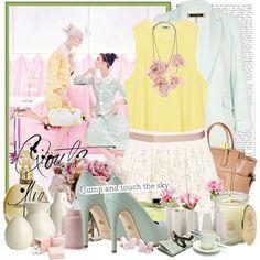 @Frieda Sinclair Tearoom we <3 #pastel #fashion :)  http://friedastearoom.blogspot.co.uk/