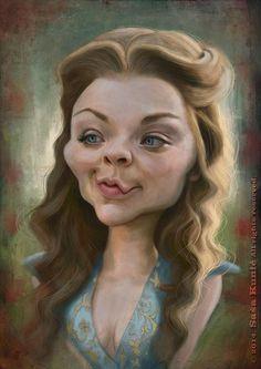 Margaery Tyrell / Natalie Dormer - Game of Thrones