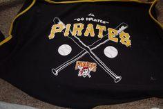 infant baby bath towel pittsburgh pirates baseball on Etsy, $5.00