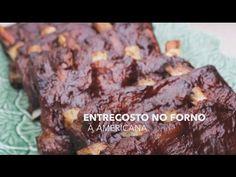 Entrecosto no forno à Americana - YouTube