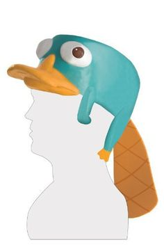 Perry The Platypus hat!