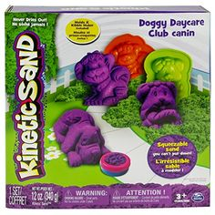 Kinetic Sand Toy - Doggy Daycare Playset - Moulds and 340... https://www.amazon.co.uk/dp/B00NR9XNCS/ref=cm_sw_r_pi_dp_x_x0pfybJDJ37MN