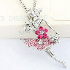 1) Fashion skull shaped pendant necklace   2) Beautiful, fashionable and elegant   3) Suitable for any occasions, such as party, shopping, appointment, etc   4) High quality, fine workmanship   5) Material: Alloy + Diamond   6) Color: as shown in the picture   7) Pendant size: 5.9cm x 3.2cm