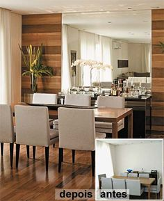 Wondering how to create the perfect dining room? All the dining room inspiration that you need to your interior design project are on this board. Take a look and let you inspiring! See more clicking on the image. Dining Decor, Dining Room Design, Sweet Home, Dinner Room, Luxury Dining Room, Living Room Trends, Piece A Vivre, Dining Room Inspiration, Cozy House