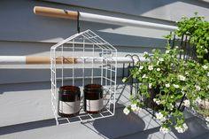 DIY planteheng til terrassen.