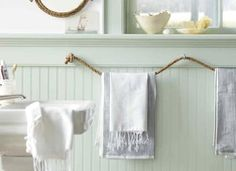 How to Store Bath Towels | Home | Purewow