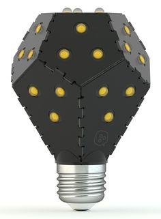 Cool Nanoleaf Bloom LED Lampe dimmbar ohne Dimmer ersetzt Watt E Birne W Lumen