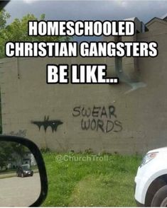 Christians Funny Pictures exists to provide you with at least one funny thing to look at each day. Humor Christian Funny Pictures - A time to laugh Funny Shit, Haha Funny, Funny Jokes, Hilarious, Funny Stuff, Funny Things, Too Funny, Nerd Jokes, Funny Sarcasm