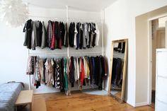 RAW Design blog: Storage for clothes