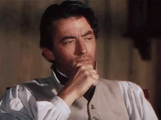 The Gregory Peck obsession has reached peak levels. He might get his own board.
