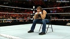 Dean Ambrose is LOVE, Dean Ambrose is LIFE, Dean Ambrose is the LOVE of MY life!