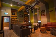 Skybackpackers - Dublin Ireland - 19 Incredible Hostels Around The World