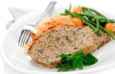 Turkey Loaf with Spanish Sauce