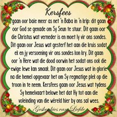 Kersfees Christmas Scripture, Christmas Words, Christmas Messages, Christmas Quotes, Christmas 2017, All Things Christmas, Christmas Time, Xmas, Chrismas Wishes