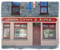 Lynns Killala - Click pub photo image above to purchase your #Pubs of #Ireland Photo Print with PayPal. You do not need a PayPal account to purchase photo. Pubs of Ireland photos are perfect to display in any sitting room, family room, or den to celebrate a family's Irish heritage. $9.00 (plus $5 shipping & handling in USA) ~ 8 x 10 High Quality, High Resolution Authentic Photos Professionally Shot on Location in Ireland and Printed on Professional Fuji Film Photo Print Paper.