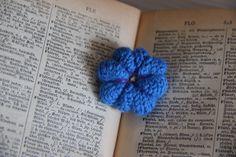 Ohh la fleur bleue :) www.facebook.com/doedoe.fr