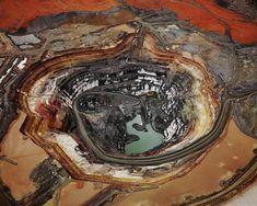 Silver Lake Operations # 1,  Lake Lefroy, Western Australia, 2007  — Edward Burtynsky