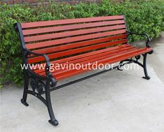 Newly released cast iron outdoor furniture outdoor solid wood bench cast iron bench, View cast iron bench, Gavin Product Details from Guangzhou Gavin Urban Elements Co., Ltd. on Alibaba.com