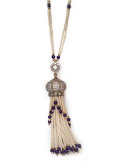 LH Designs is a handmade line of one of a kind jewelry. Tassel Bracelet, Tassel Jewelry, Pearl Jewelry, Beaded Jewelry, Jewelery, Jewelry Necklaces, Beaded Necklace, Necklace Box, Pearl Pendant Necklace