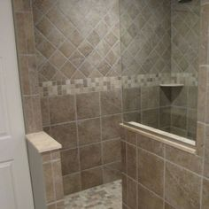 Painting of Compact and Accessible Bathroom Ideas with Walk in ...