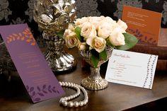 Organic Beauty - Tea-length Wedding Invitation by MagnetStreet