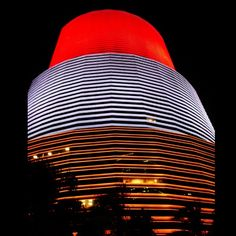 TED Red on Miami Tower