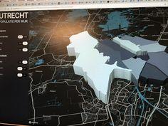 3D visualizations of data at Wunderkraut