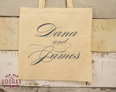 Wedding Welcome Bags Personalized Tote Bags Wedding Tote Bags Welcome Bags Wedding Favors Custom Cotton Totes Monogrammed Bags 1613 by SipHipHooray