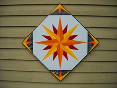 making+barn+quilts | When you put the two of them next to each other, you can easily pick ...