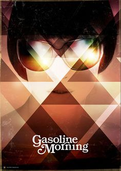 "James White's ""Gasoline Morning"" - Neo-futuristic geometry master"