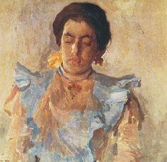 PINTORES LATINOAMERICANOS-JUAN CARLOS BOVERI: Pintores Uruguayos: CARLOS FEDERICO SÁEZ