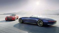 Μαγεύει το Vision Mercedes-Maybach 6 Cabriolet | NewsAuto.gr