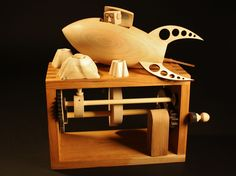 Automata - Alan Westby Art