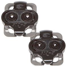 Replacement Bike Cleats - VeloChampion Shimano Compatible SPD Pedal Cleat Set  will fit any standard SPD shoes and SHIMANO mountain SPD pedals *** See this great product.