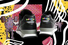 Release Date: Footpatrol x New Balance M576FPF