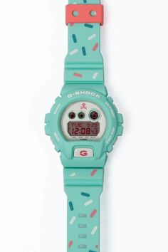 the G-Shock x Johnny Cupcakes Limited Edition GDX6900JC-3D Collaboration model [AUS] #GSHOCK