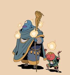 Fire Mages by Varguy on DeviantArt Character Creation, Fantasy Character Design, Character Design Inspiration, Character Concept, Character Art, Cartoon Styles, Cartoon Art, Character Illustration, Illustration Art